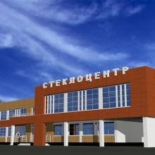 Реконструкция с расширением здания Стеклоцентра по Московскому пр-ту