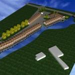 Реконструкция территории водномоторного общества в г.Приморск