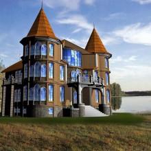 Элитная гостиница в Нестеровском районе Калининградской обл