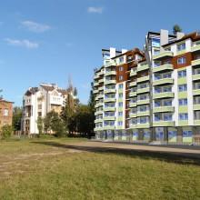 Проект многоквартирного жилого дома по ул.Вагнера