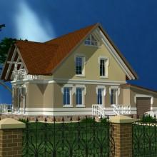 Дом в г.Правдинске