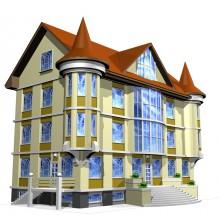 Центр здоровья и красоты по ул.Красносельской (вариант)