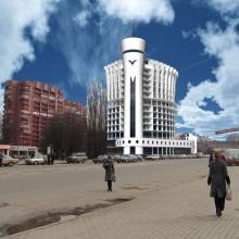 Отель на площади Василевского