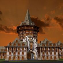Отель на ул.Горького (вариант)