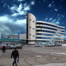 Реконструкция международного сектора автовокзала Калининграда
