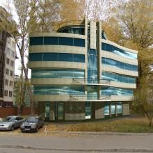 Административное здание по ул.Университетской (вариант)