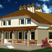 Дом в п.Откосово