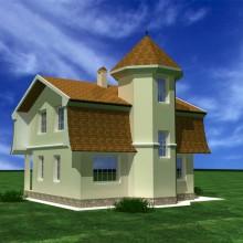 Дачный дом в с/о Колосок