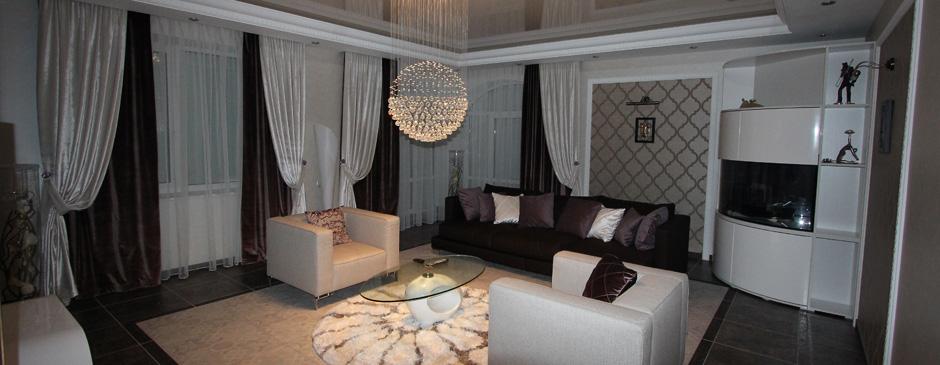 Дизайн интерьеров жилых и офисных помещений